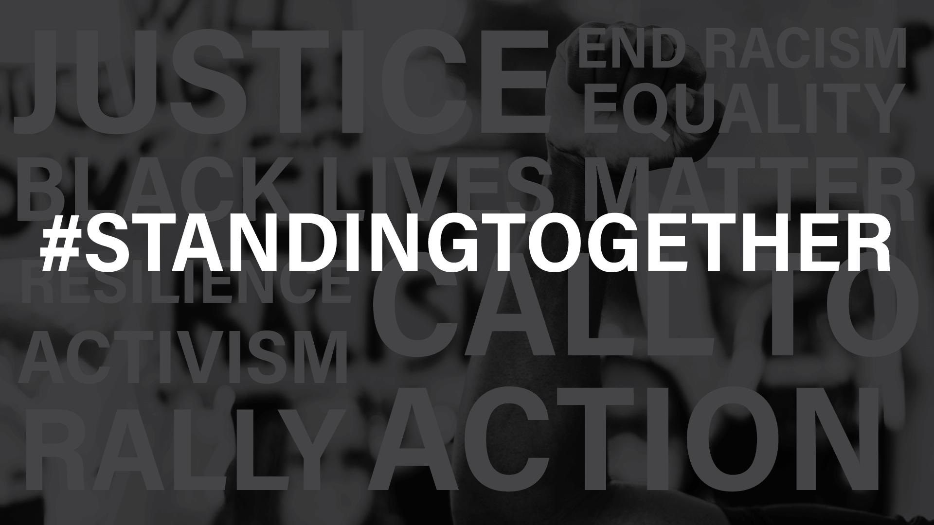 #Standingtogether