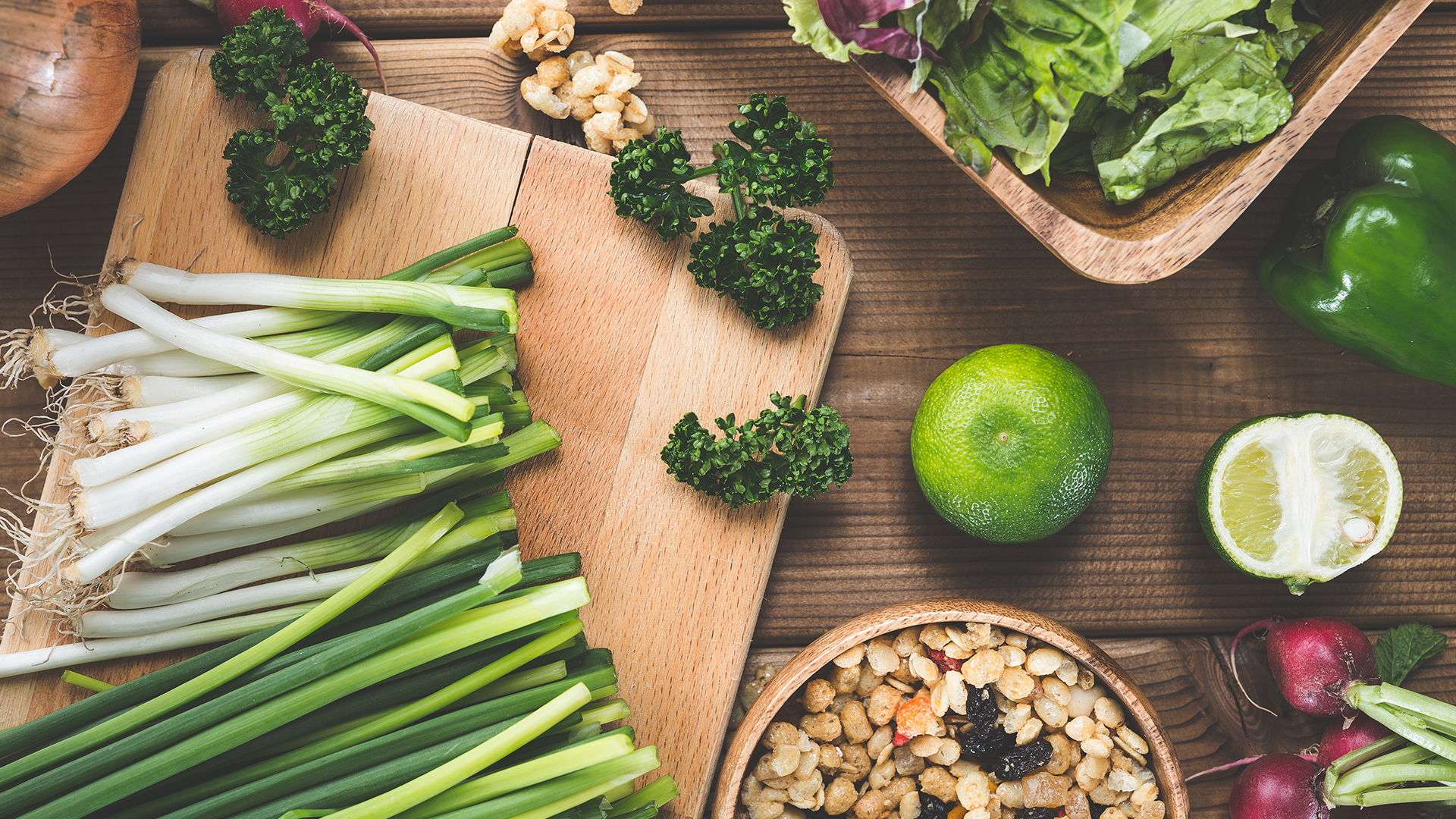 Nutrition for stress, fear and uncertainty