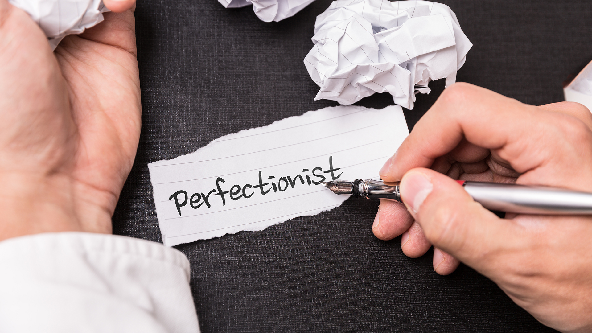 WellbeingHub perfectionism