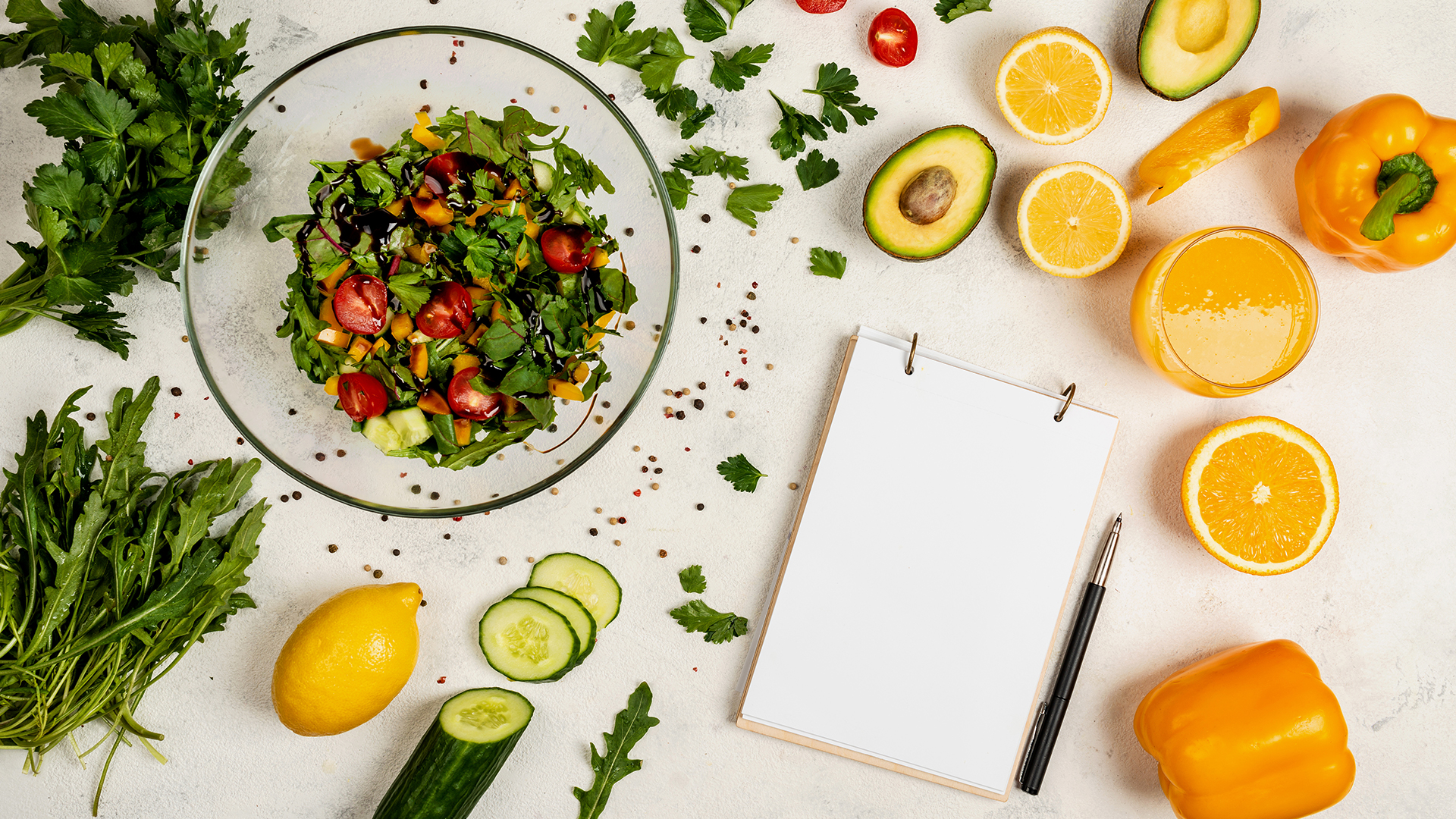 Wellbeing Hub quick and easy recipes