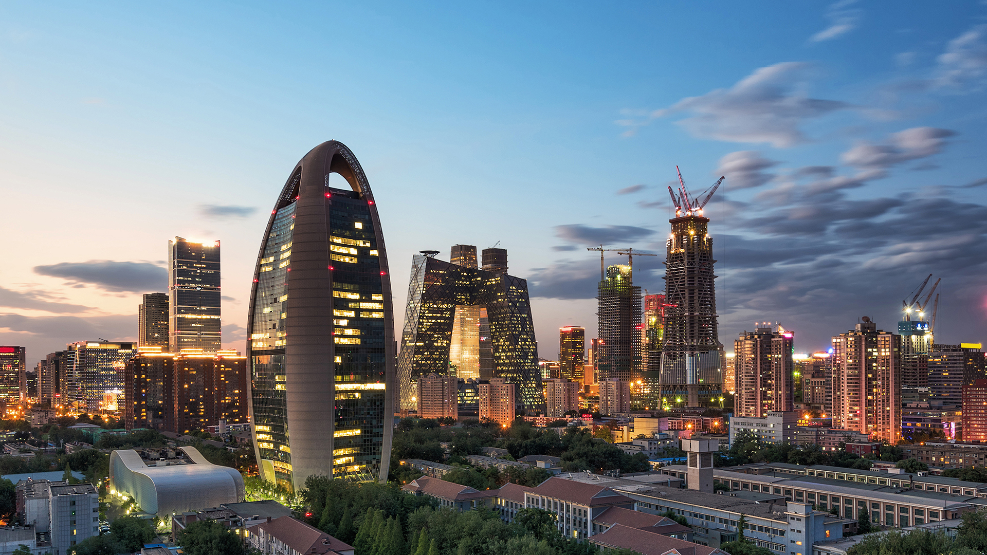 China's nationwide carbon trading officially starts at the Shanghai Environment & Energy Exchange on 16 July, 2021