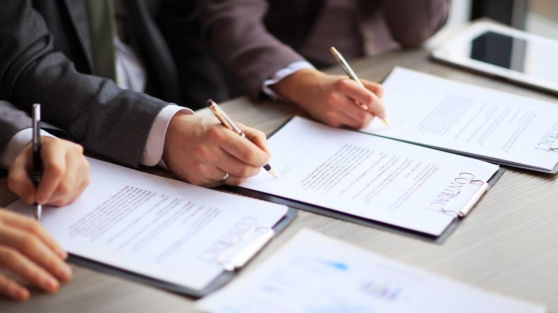 Contact-panel-memorandum-sign-agreement