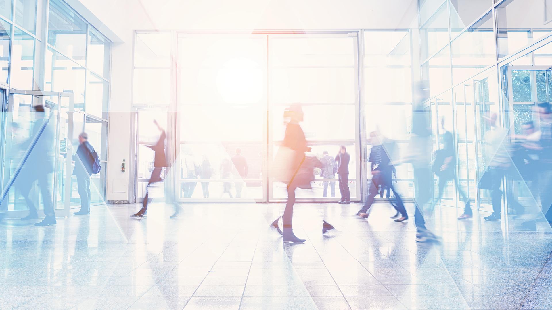 Corporate-people-crowd-walk-walker-office-business-center