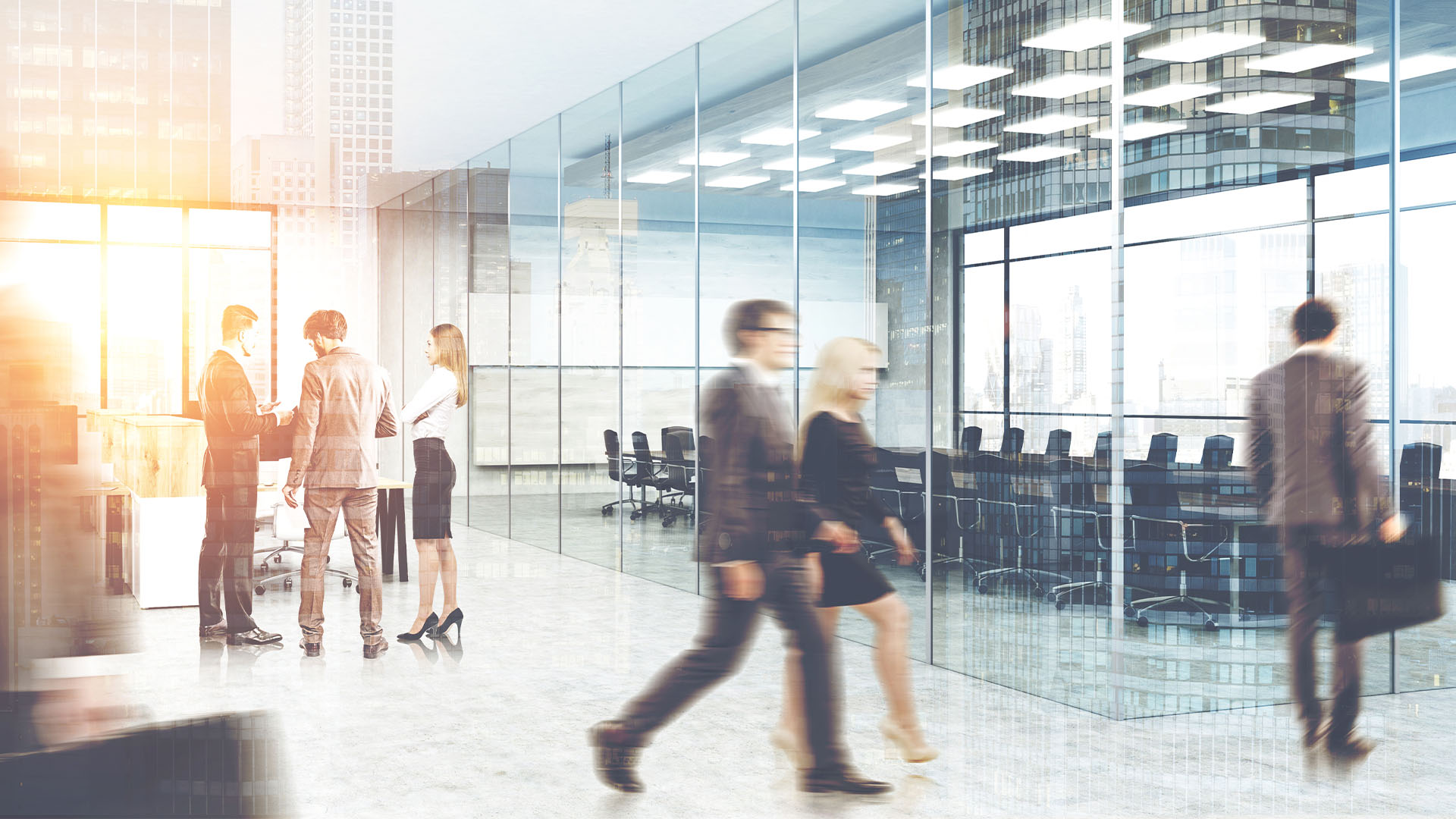 Employment hot topics: The new hybrid workplace