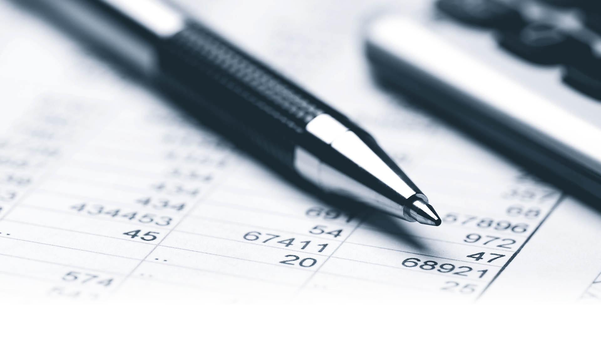 Financial-finance-pen-numbers-ledger