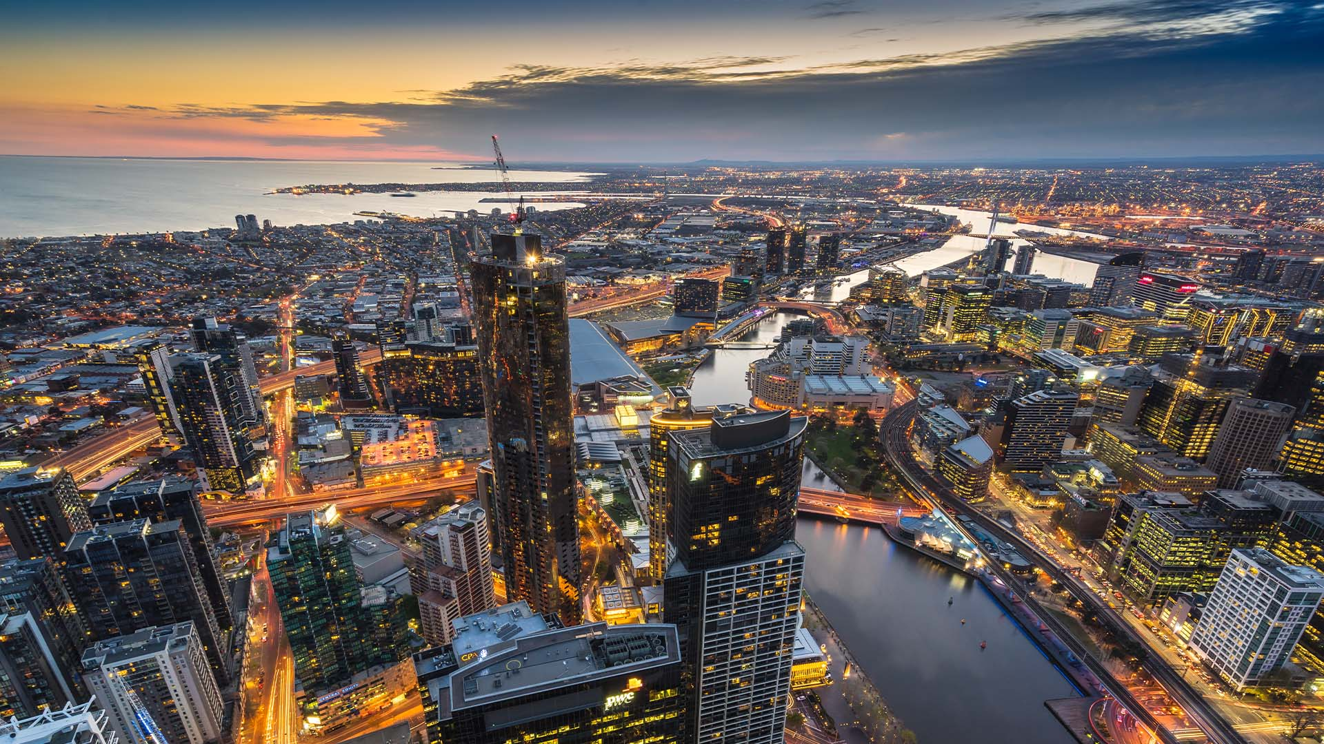 Real-estate-Australia-Victoria-Landscape-Buildings-Horizon