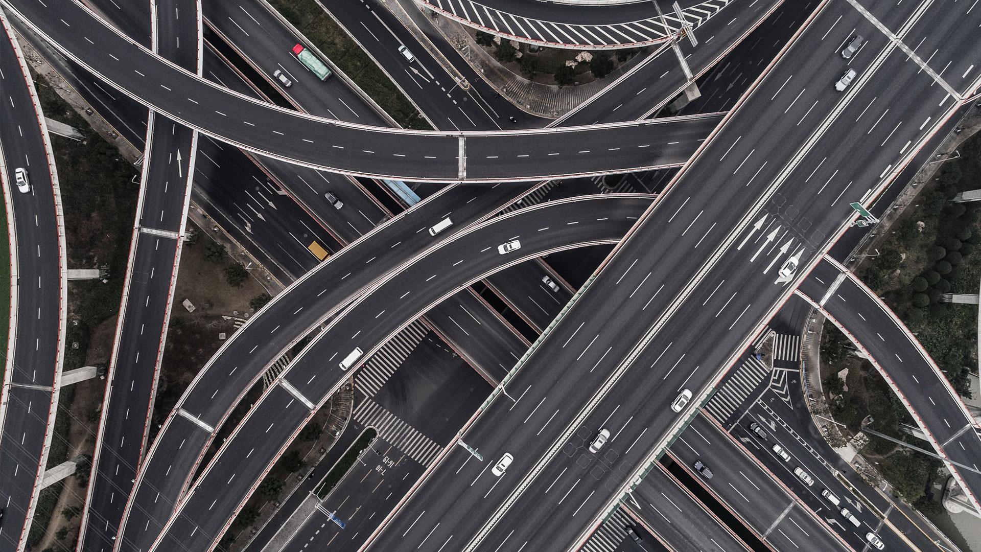 Road motorway