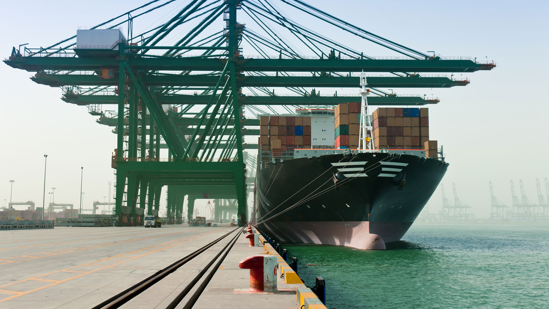 Greening the shipping industry