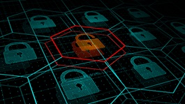 Technology-data-protection-lock-privacy-cybersecurity