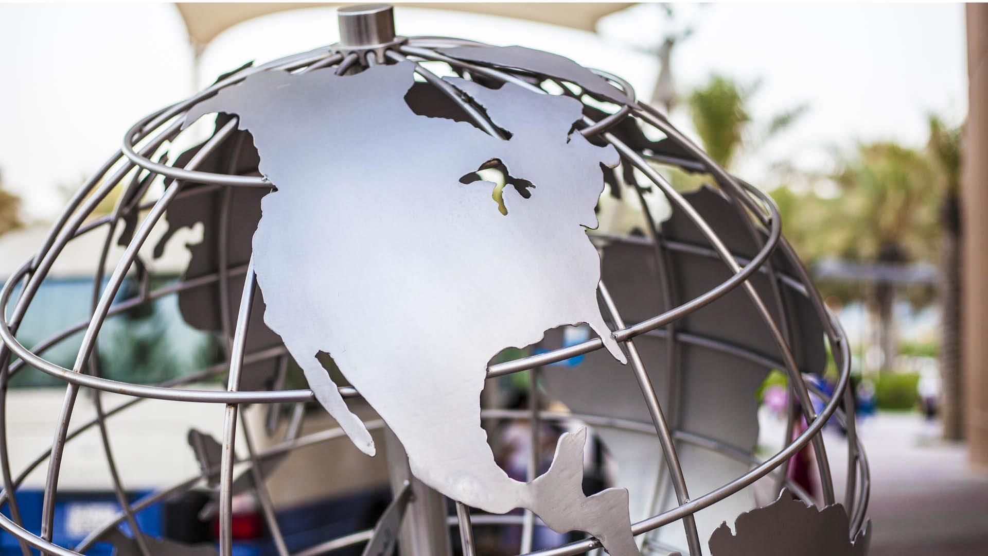 world sphere