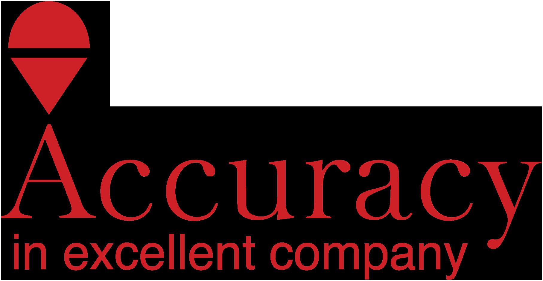 Accuracy logo