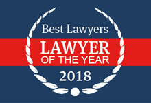Best Lawyers 2018 - Lawyer of the Year