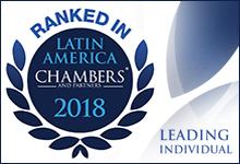 Chambers Latin America 2018 Leading Individual