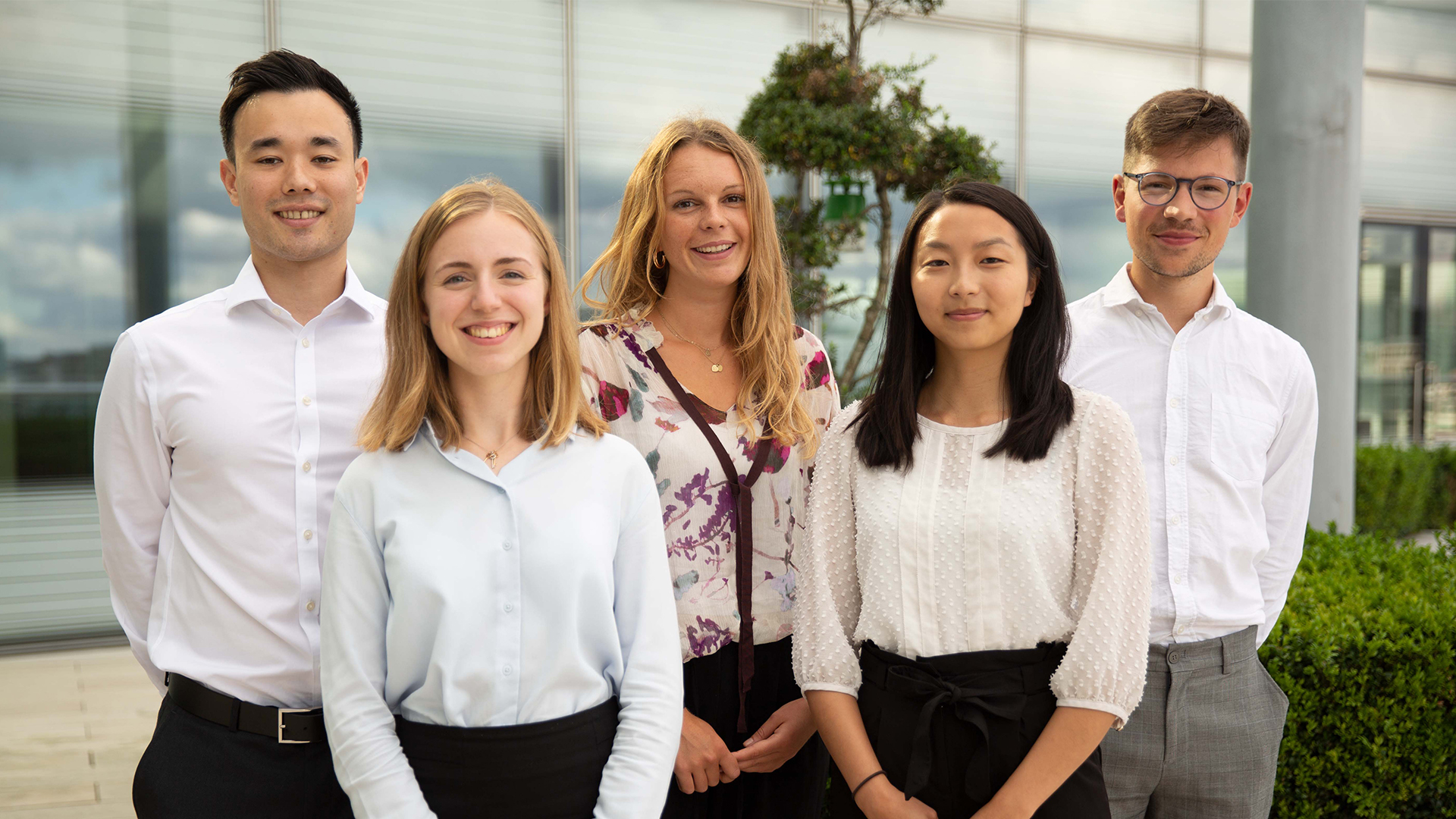 NRF Transform welcomes new Business and Legal Operations Graduates