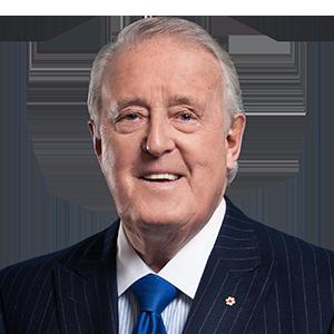 M. Brian Mulroney, PC, CC, LLD (The Right Honourable)