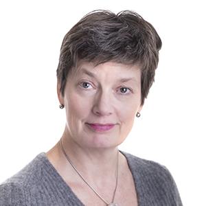 Margaret Mason, QC