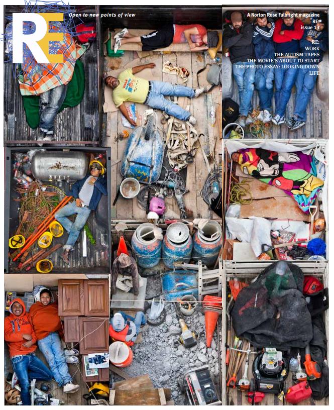 RE: Magazine