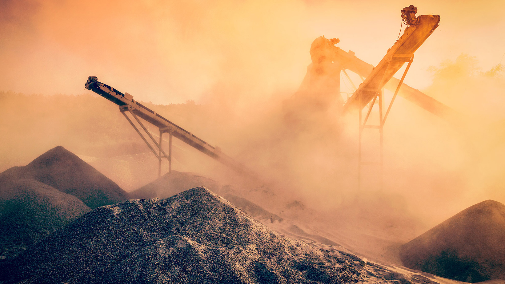 Infrastructure, mining and commodities