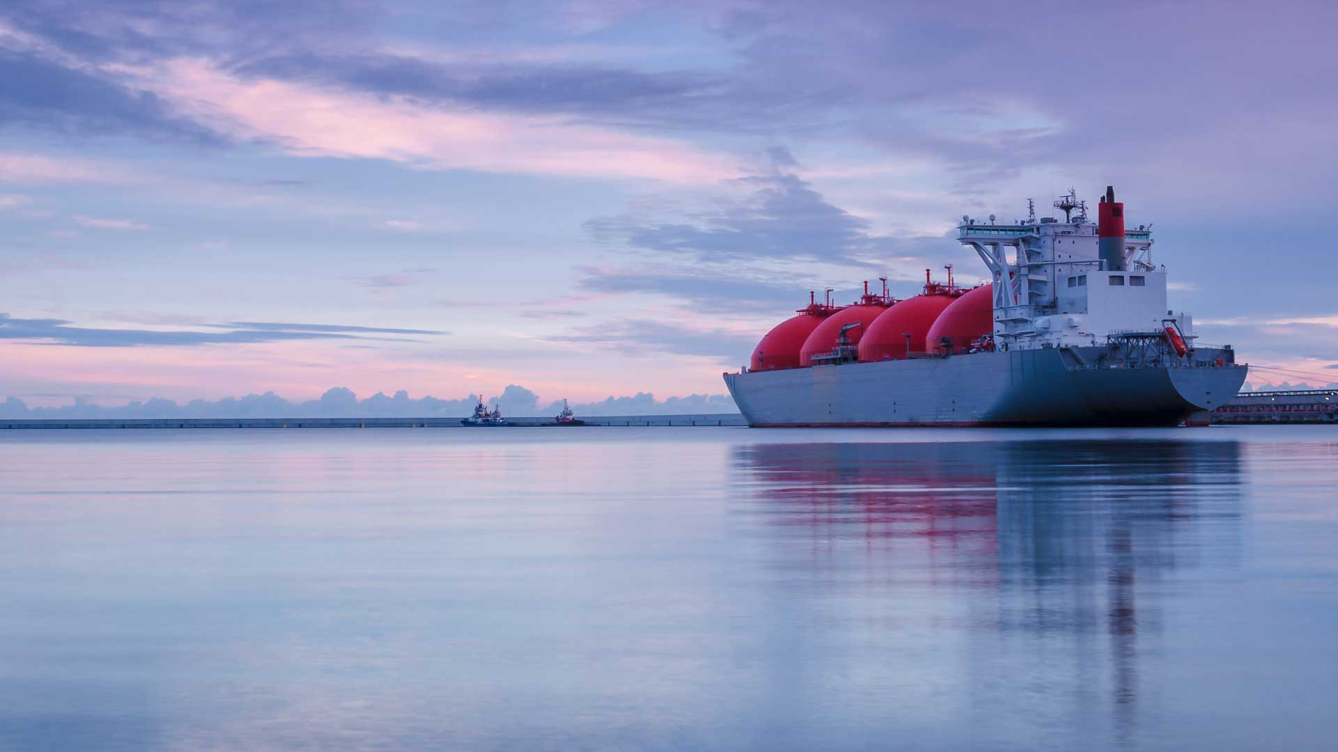 Greening the LNG supply chain