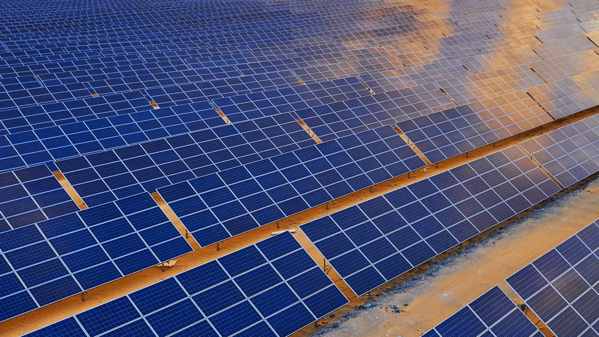 Solar and wind import tariffs