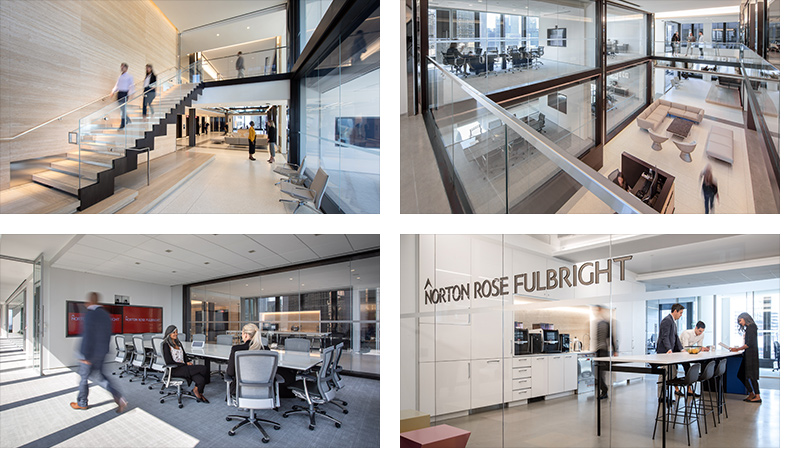 Inside our Toronto office space