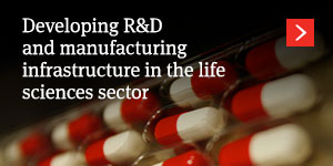 Developing R&D and manufacturing