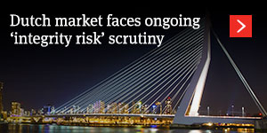 Dutch market faces ongoing 'integrity risk' scrutiny