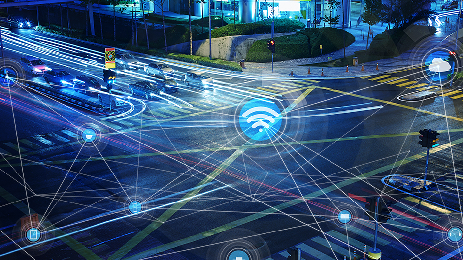Traffic, vehicles, wireless communication network, internet of things
