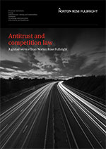Global Antitrust and competition law brochure