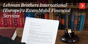 Lehman Brothers International (Europe)