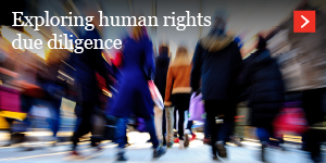 Exploring human rights due diligence