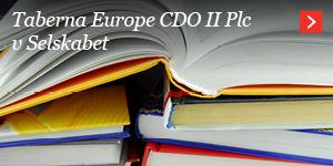 Taberna Europe CDO II plc