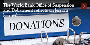 The Wolrd Bank Office of Suspension