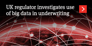 UK regulator investigates use of big data in underwriting