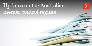 Australian merger