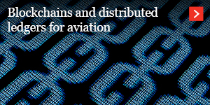 Blockchain for aviation