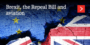 Brexit, the Repeal Bill and Aviation