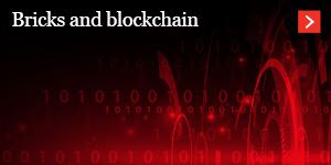 Bricks and blockchain