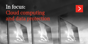 Cloud computing and data protection – black clouds over the cloud?