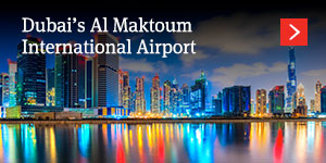 Dubai's Al Maktoon International Airport