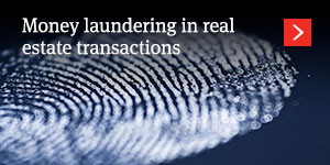 Money laundering in real estate transactions