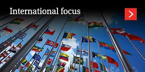 International focus