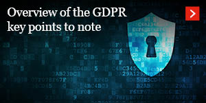 Countdown: are you GDPR-ready?