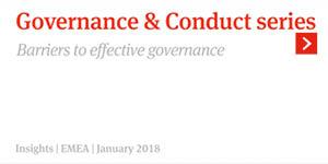 Governance and regulatory