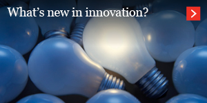 What's new in innovation