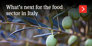 After Milan Expo 2015: what's next for the food sector in Italy?