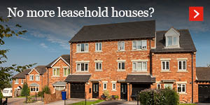 No more leasehold houses?