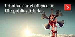 Public attitudes
