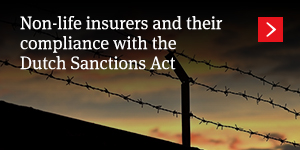 Non-life insurers and their compliance with the Dutch Sanctions Act