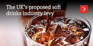 The UK's proposed soft drinks industry levy